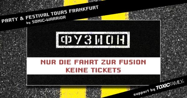 Fusion Festival Bus Tour